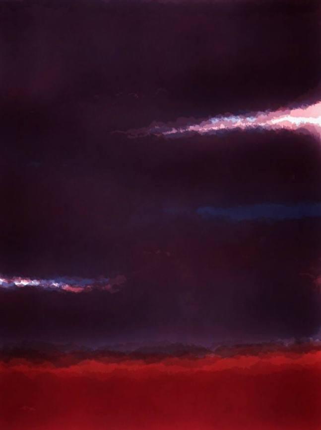 between clouds 4-4